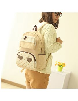 hot-2014-harajuku-style-vintage-printing-backpack-little-princess-bag-bow-canvas-backpack-female-preppy-style-middle-school-bag by ali-express