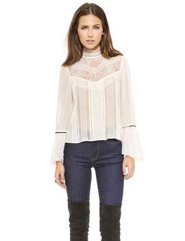 brett-victorian-blouse by alice-+-olivia