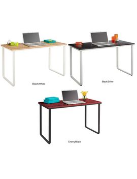 safco-simple-design-table-desk-with-sled-base by safco