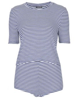 striped-pyjama-set by topshop