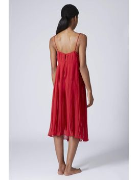 pleated-slip by topshop