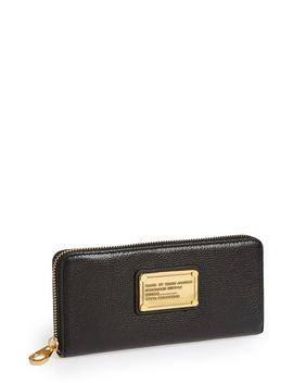 marc-by-marc-jacobs-classic-q---slim-zip-around-wallet by marc-jacobs