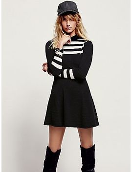 striped-sweater-dress by free-people