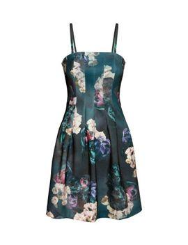 bandeau-dress by h&m