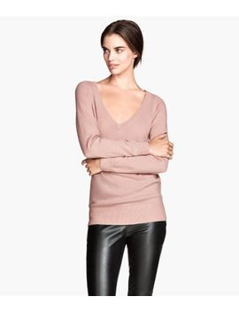 cashmere-sweater by h&m