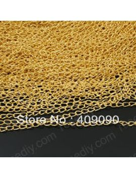 5m_lot-55*32mmfree-shipping-,gold-plating-iron--chain-elongation-,jewelry-chain,--necklace-chain by ali-express