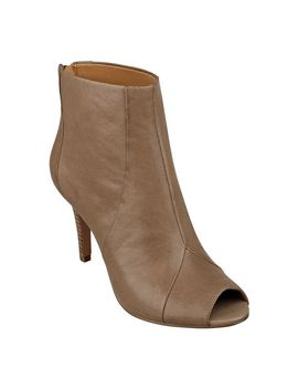 lagunafun-peep-toe-booties by nine-west