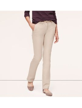 twill-boot-cut-chinos-in-marisa-fit by loft
