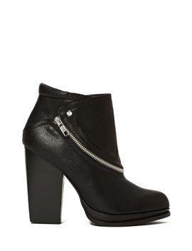 shoe-cult-zip-up-bootie by nasty-gal
