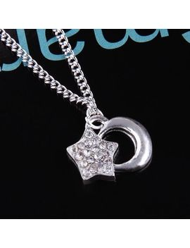 sunshine-jewelry-store-2018-rhinestone-studded-star-and-moon-charms-necklace--(--$10-free-shipping-)x345 by ali-express