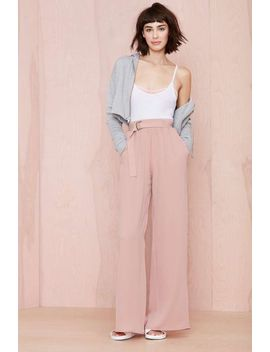 go-with-the-flowy-pants by nasty-gal