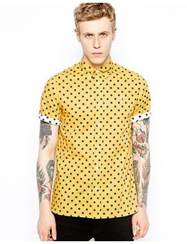fred-perry-shirt-with-polka-dot by fred-perry
