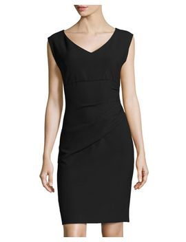 bevin-jersey-dress,-black by diane-von-furstenberg
