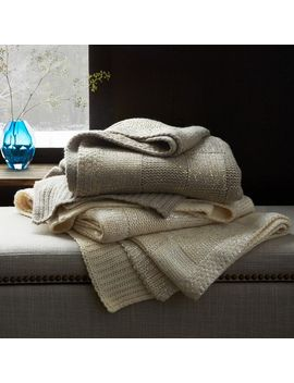 gilded-square-textured-throw by west-elm