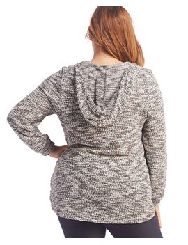 baja-blended-knit-pullover-sweater by wet-seal