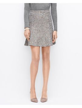 tweed-flounce-skirt by ann-taylor