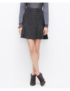 felted-wool-flounce-skirt by ann-taylor