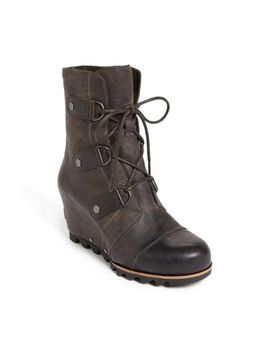 joan-of-arctic-wedge-boot by sorel