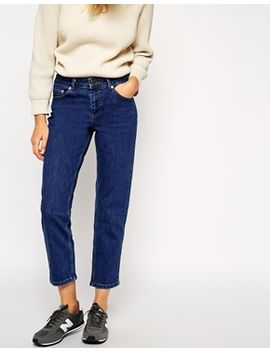 asos-thea-girlfriend-jeans-in-pure-vintage-wash by asos-collection