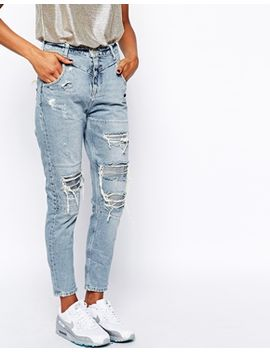 river-island-ripped-mom-jean by river-island