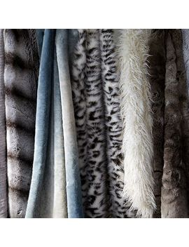 faux-mongolian-lamb-throw---ivory by west-elm