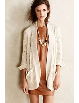 bell-sleeve-cardigan by sparrow