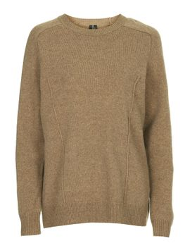 slouchy-jumper-by-boutique by topshop