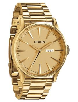 sentry-bracelet-watch,-42mm by nixon