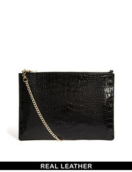 whistles-rivington-leather-croc-effect-crossbody-bag by whistles