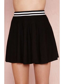 justine-skirt by nasty-gal