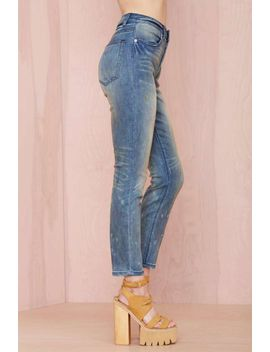 nasty-gal-denim---the-distressed-out-skinny-in-painted-love by nasty-gal