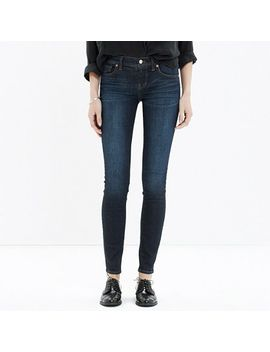 taller-skinny-skinny-jeans-in-waterfall-wash by madewell