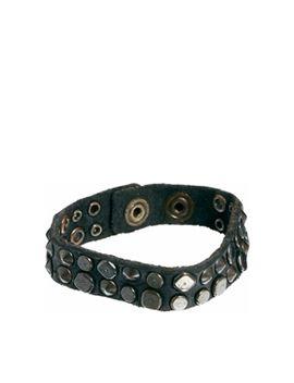abrony-studded-bracelet by diesel