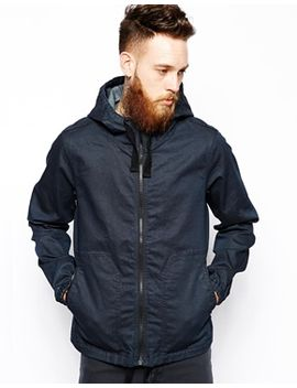 levis-line-8-anorak-jacket-hooded-zip-thru by levi's