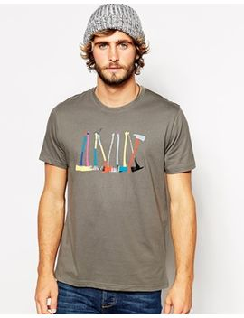 t-shirt-with-axes-print by paul-smith