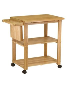 utility-cart-with-cutting-board-wood_natural---winsome by winsome