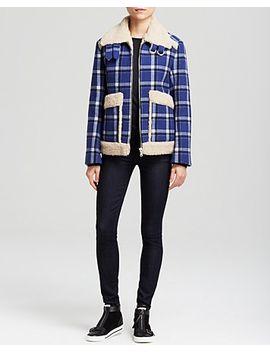marc-by-marc-jacobs-coat by paddington-short-plaid