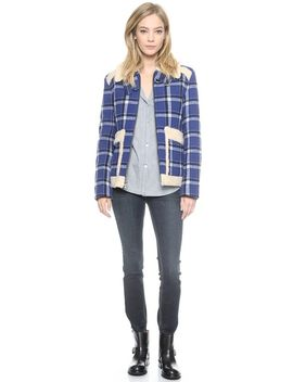 paddington-wool-jacket by marc-by-marc-jacobs
