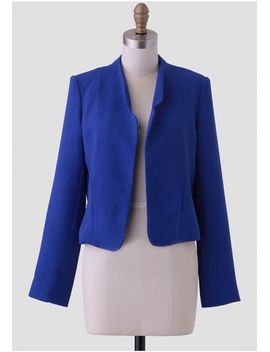 back-to-business-blazer by ruche