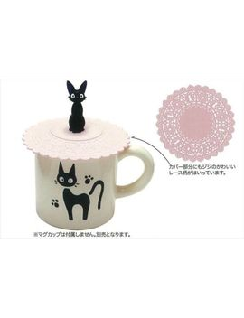 new-stadio-ghibli-kikis-delivery-service-jiji-silicon-cup-cover-lid-from-japan by benelic