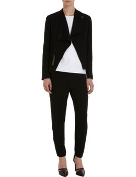 cropped-jacket by helmut-lang