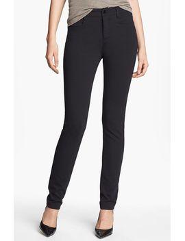 slim-leg-stretch-pants by vince