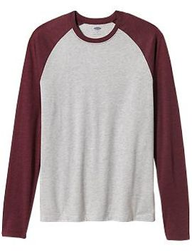 mens-long-sleeve-baseball-tees by old-navy