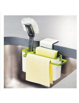 new-2014-suspensibility-sucker-debris-rack-storage-rack-kitchen-utensils-dish-rack-storage-box-organizer-plastic-box by ali-express