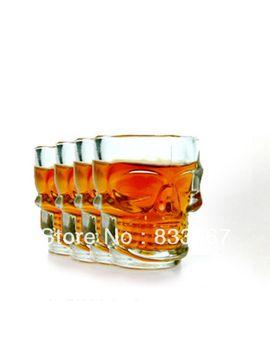 wholesale-4pcs-skull-head-vodka-shot-wine-glass-drinking-cup-crystal-barware-25-ounces_74-ml-ia358 by ali-express