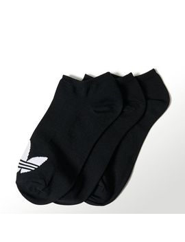 trefoil-ankle-socks-3-pairs by adidas