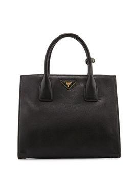 daino-tote-bag,-black-(nero) by prada