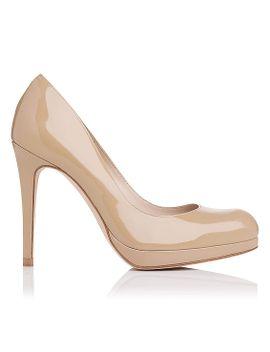 sledge-nude-patent-leather-heel by lkbennett