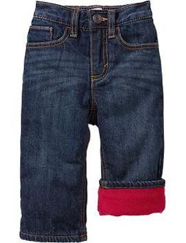 micro-performance-fleece-lined-jeans-for-baby by old-navy