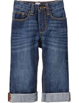 rolled-cuff-jeans-for-baby by old-navy
